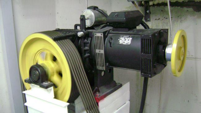 Makine Dairesiz Asansör